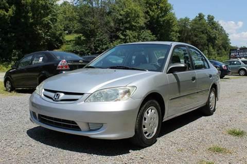2005 Honda Civic for sale in Seymour, TN