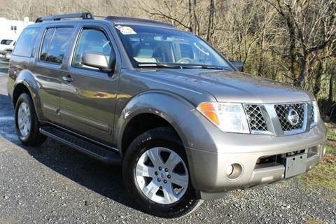 2006 Nissan Pathfinder for sale in Seymour, TN