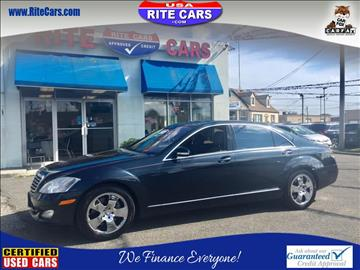 2007 Mercedes-Benz S-Class for sale in Lindenhurst, NY