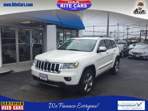 2011 Jeep Grand Cherokee for sale in Lindenhurst, NY