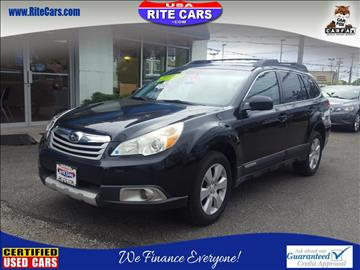 2010 Subaru Outback for sale in Lindenhurst, NY