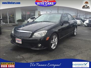 2010 Mercedes-Benz C-Class for sale in Lindenhurst, NY