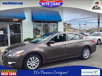 2014 Nissan Altima for sale in Lindenhurst, NY