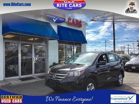 2014 Honda CR-V for sale in Lindenhurst, NY