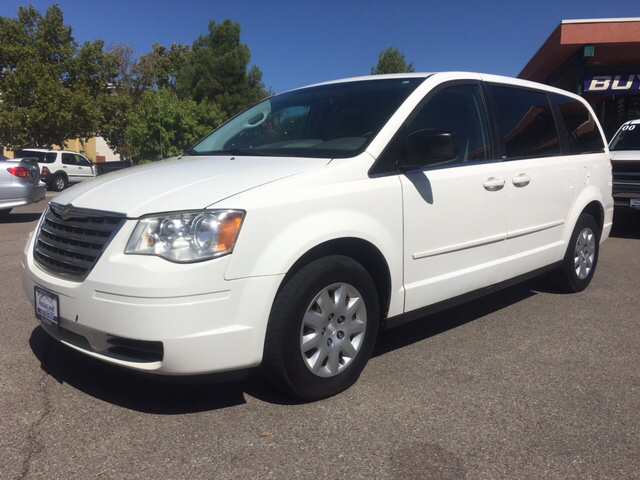 Used Cars in St. George 2009 Chrysler Town and Country