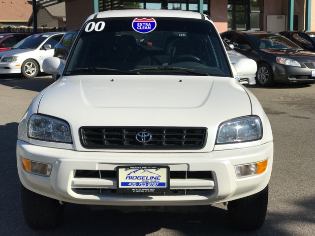 Used Cars in St. George 2000 Toyota RAV4