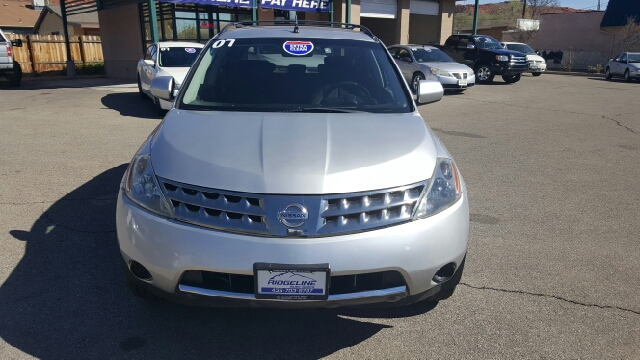 Used Cars in St. George 2007 Nissan Murano