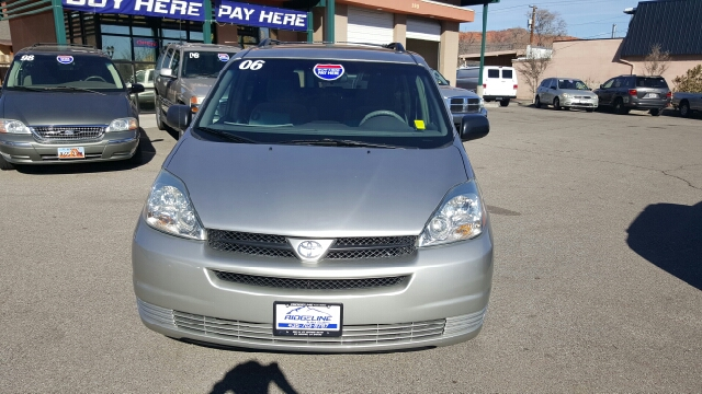 Used Cars in St. George 2005 Toyota Sienna
