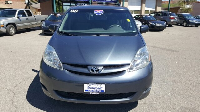 Used Cars in St. George 2006 Toyota Sienna