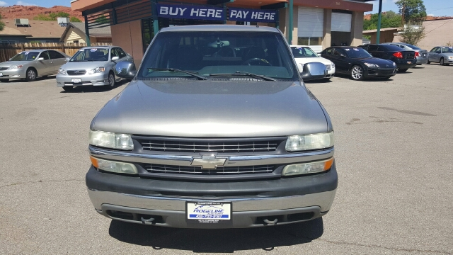Used Cars in St. George 2001 Chevrolet Silverado 1500