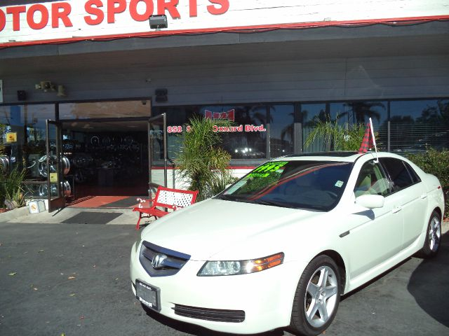 2005 ACURA TL 32 4DR SEDAN pearl abs - 4-wheel anti-theft system - alarm cassette cd changer