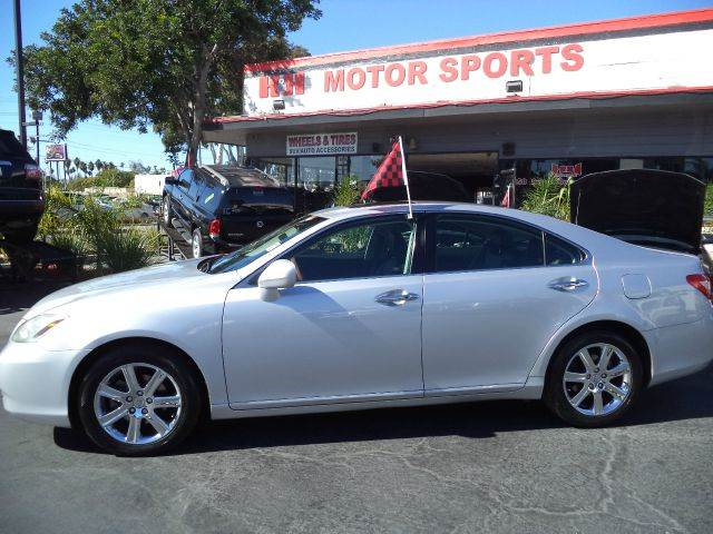 2007 LEXUS ES 350 BASE 4DR SEDAN 2-stage unlocking - remote abs - 4-wheel air filtration antenna
