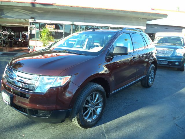 2009 FORD EDGE SE 4DR SUV 2-stage unlocking - remote abs - 4-wheel antenna type - mast anti-thef
