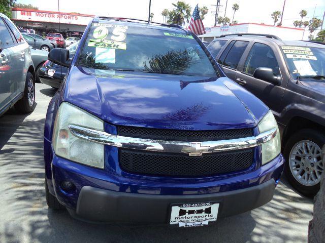 2005 CHEVROLET EQUINOX LT 4DR SUV blue 117577 miles VIN 2CNDL63F956028126 CALL FOR INTERNET SP