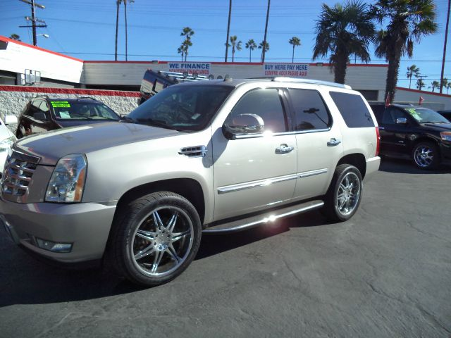 2008 CADILLAC ESCALADE BASE AWD 4DR SUV 2-stage unlocking - remote abs - 4-wheel active adjustab