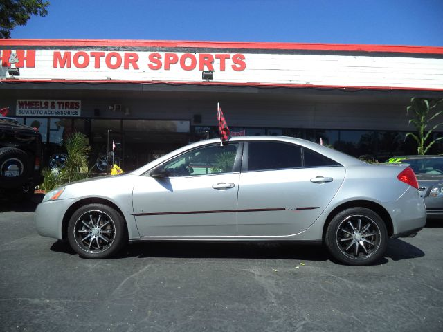 2008 PONTIAC G6 BASE 4DR SEDAN silver 2-stage unlocking abs - 4-wheel antenna type - element an
