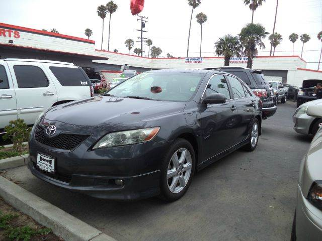 2009 TOYOTA CAMRY SE 4DR SEDAN 5A gray 2-stage unlocking - remote abs - 4-wheel air filtration