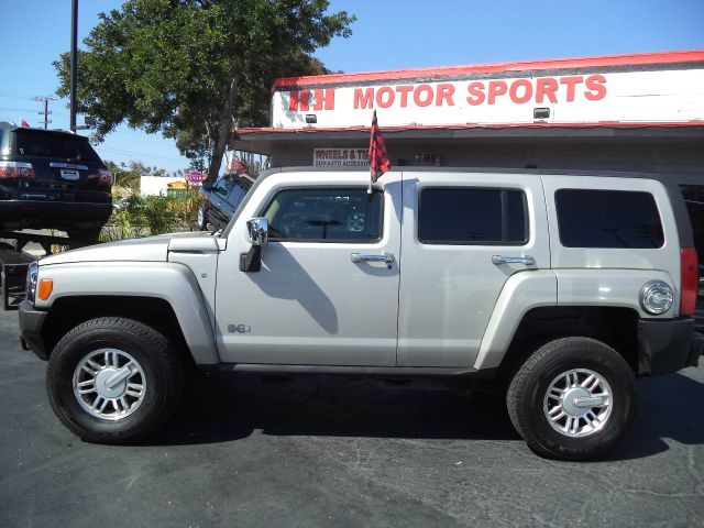 2007 HUMMER H3 BASE 4DR SUV 4WD 2-stage unlocking - remote 4wd type - full time abs - 4-wheel an