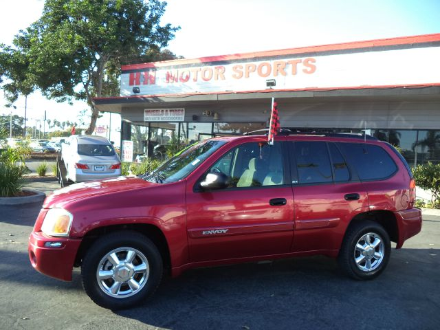 2003 GMC ENVOY SLE 4WD 4DR SUV abs - 4-wheel anti-theft system - alarm axle ratio - 342 center