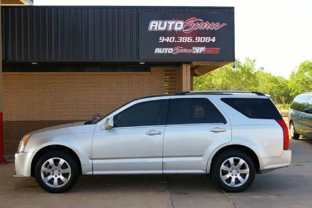 2007 Cadillac SRX for sale in Wichita Falls TX