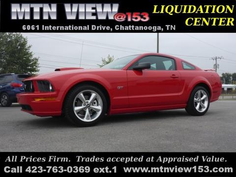 2008 Ford Mustang for sale in Chattanooga, TN