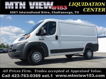 2017 RAM ProMaster Cargo for sale in Chattanooga, TN