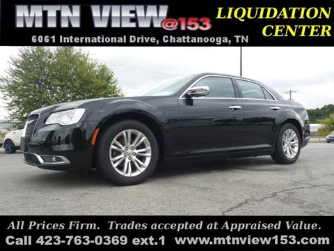 2016 Chrysler 300 for sale in Chattanooga, TN