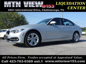 2016 BMW 3 Series for sale in Chattanooga, TN
