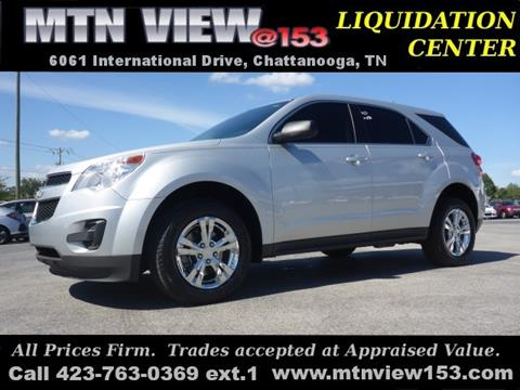 2016 Chevrolet Equinox for sale in Chattanooga, TN
