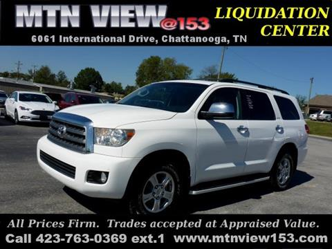 2008 Toyota Sequoia for sale in Chattanooga, TN