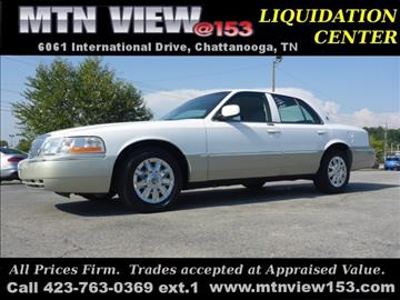 2005 Mercury Grand Marquis for sale in Chattanooga, TN