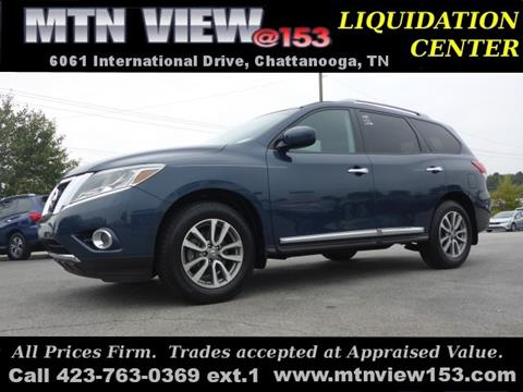 2014 Nissan Pathfinder for sale in Chattanooga, TN