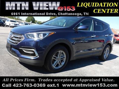 2017 Hyundai Santa Fe Sport for sale in Chattanooga, TN