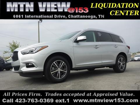 2016 Infiniti QX60 for sale in Chattanooga, TN