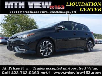 2016 Scion iM for sale in Chattanooga, TN