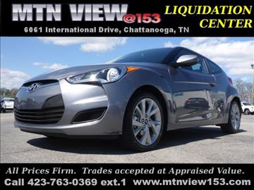 2016 Hyundai Veloster for sale in Chattanooga, TN
