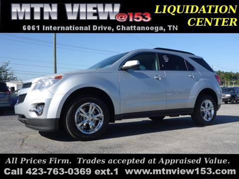 2015 Chevrolet Equinox for sale in Chattanooga, TN
