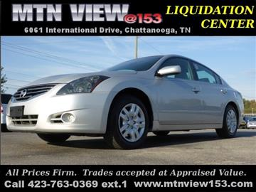 2011 Nissan Altima for sale in Chattanooga, TN