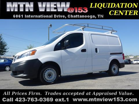 2017 Nissan NV200 for sale in Chattanooga, TN