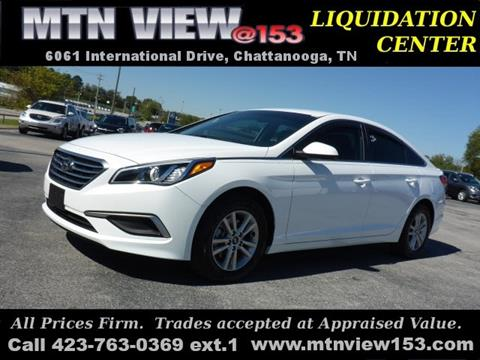 2017 Hyundai Sonata for sale in Chattanooga, TN