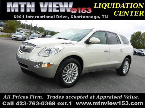 2012 Buick Enclave for sale in Chattanooga, TN