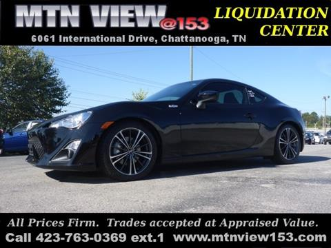2015 Scion FR-S for sale in Chattanooga, TN