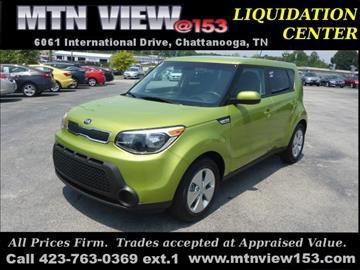 2016 Kia Soul for sale in Chattanooga, TN