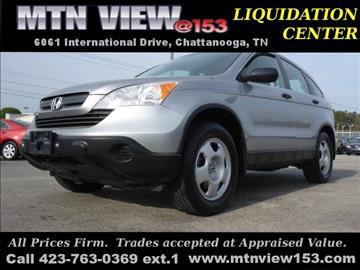 2007 Honda CR-V for sale in Chattanooga, TN
