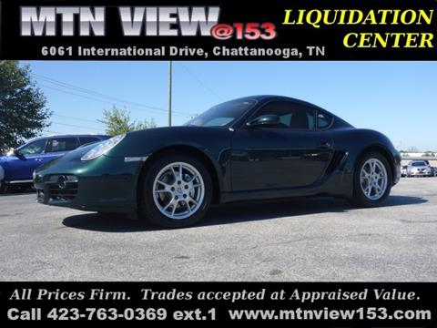 2008 Porsche Cayman for sale in Chattanooga, TN