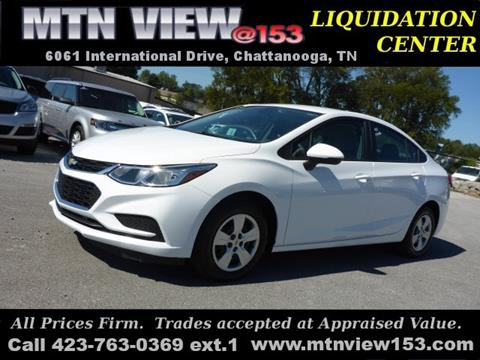 2017 Chevrolet Cruze for sale in Chattanooga, TN