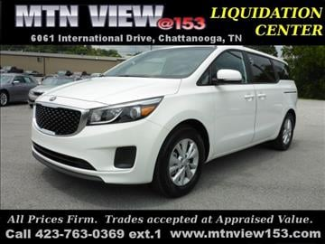 2017 Kia Sedona for sale in Chattanooga, TN