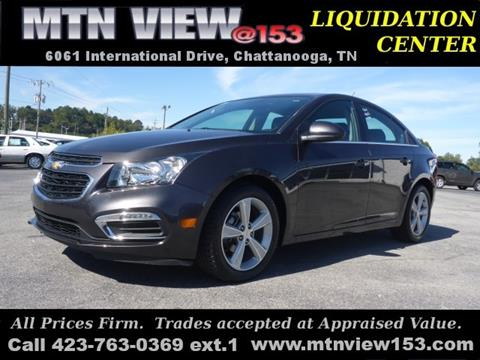 2015 Chevrolet Cruze for sale in Chattanooga, TN