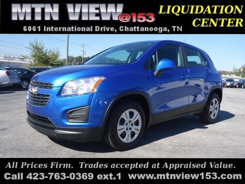 2016 Chevrolet Trax for sale in Chattanooga, TN