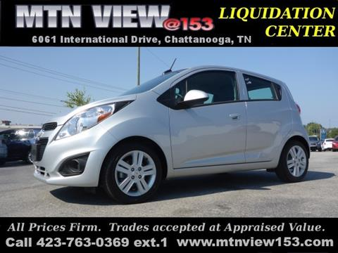 2015 Chevrolet Spark for sale in Chattanooga, TN